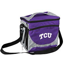 Logo Chair 24-Can Cooler - Texas Christian University