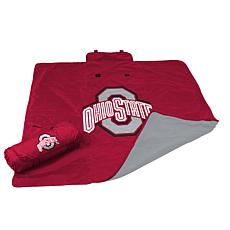 Logo Chair All-Weather Blanket - Ohio State University