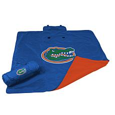 Logo Chair All Weather Blanket - University of Florida