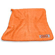 Logo Chair Officially Licensed NCAA Color Frosty Fleece - Oregon State