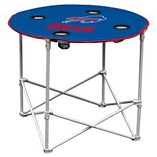 Logo Chair Round Table - Buffalo Bills