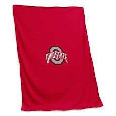 Logo Chair Sweatshirt Blanket - Ohio State University