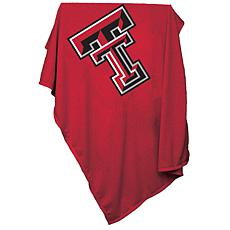 Logo Chair Sweatshirt Blanket - Texas Tech Un.