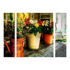 "Lois Bryan ""The Porch Swing"" Panel Art - 24"" x 32"""