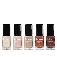 LONDONTOWN 5-piece Naturally Nude Collection