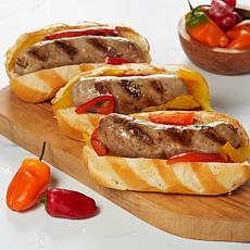 Longhini (6) 1 lb. Sweet Italian Sausage Links Auto-Ship®