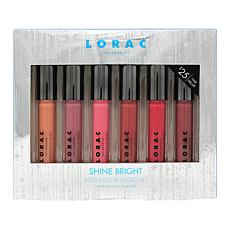 LORAC Shine Bright Alter Ego Lip Gloss Set 2