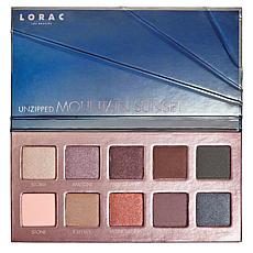 LORAC Unzipped Mountain Sunset Shadow Palette w/Primer