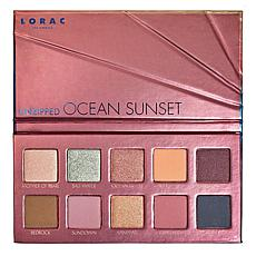LORAC Unzipped Ocean Sunset Shadow Palette w/Primer