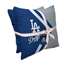 Los Angeles Dodgers Décor Pillow 2-Pack