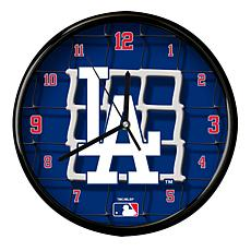 Los Angeles Dodgers Team Net Clock