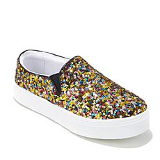 Love Twiggy Sequin Sneaker