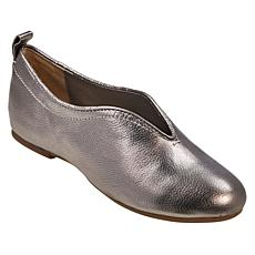 Lucca Lane Bayla Leather Flat
