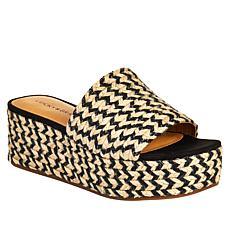 Lucky Brand Befanni Jute Braided Platform Sandal