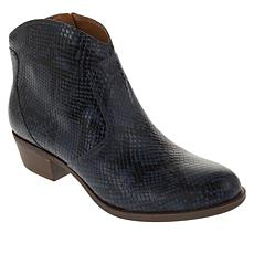 82fb2e93a26 Lucky Brand Belia Leather Ankle Bootie