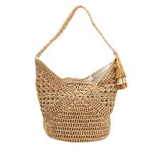 Lucky Brand Civa Woven Shoulder Bag