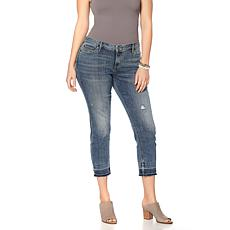 Lucky Brand Emma Released Hem Crop Jean in Lorain  - Plus