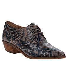 Lucky Brand Erreka Lace-Up Leather Oxford