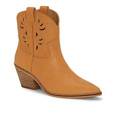 Lucky Brand Leather Talouse Western Bootie