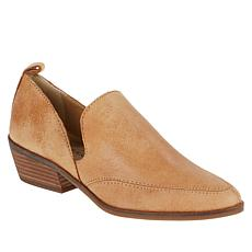 Lucky Brand Mahzan Slip-On Nubuck Leather Loafer