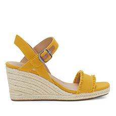 Lucky Brand Marceline Fabric Espadrille Wedge Sandal