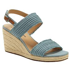 Lucky Brand Minjah Espadrille Wedge Sandal