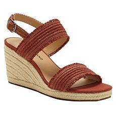 Lucky Brand Minjah Espadrille Wedge Sandal