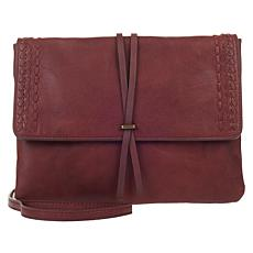 Lucky Brand Orby Leather Crossbody
