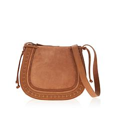 Lucky Brand Wess Leather Shoulder Bag