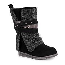 LUKEES by MUK LUKS® Women's Sigrid Nikki Too Boots