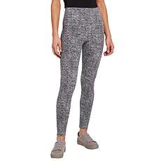 LYSSE Patterned Denim Fashion Legging - Missy