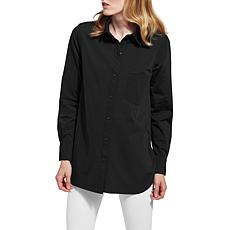 LYSSE Schiffer Button-Down Shirt - Missy