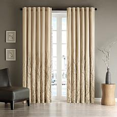 "Madison Park Eliza Window Panel - 50"" x 95"" - Tan"
