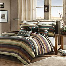 Madison Park Yosemite Full/Queen 6-piece Coverlet Set