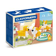 Magformers® Clicformers Sweet Friends 74-piece Set