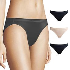 Maidenform 3-pack Tailored Bikini