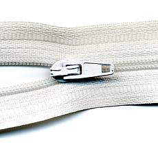 Make-A-Zipper 5-1/2-Yard Kit - White