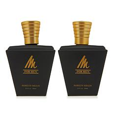 Marilyn Miglin M for Men Parfum Duo - 3.4 fl. oz.