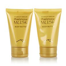 Marilyn Miglin Pheromone Musk Body Butter Twin Pack