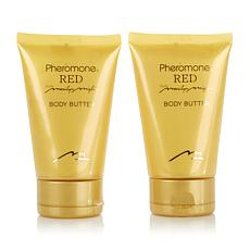 Marilyn Miglin Pheromone Red Body Butter Twin Pack