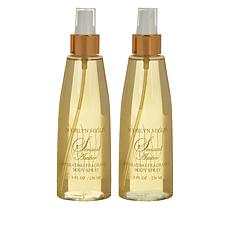 Marilyn Miglin Sensual Amber Hydrating Body Spray Duo