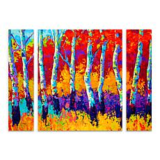 "Marion Rose ""Autumn Riches"" Multi-Panel Art Set - 24"" x 32"""