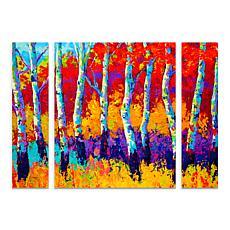 "Marion Rose ""Autumn Riches"" Panel Art - 24"" x 32"""