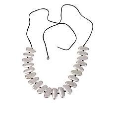 MarlaWynne Bullet Bead Convertible Belt/Necklace