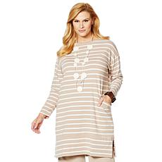 MarlaWynne Front Pocket Tunic