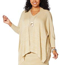 MarlaWynne Matte and Shine Cardigan