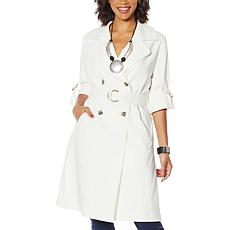 MarlaWynne Trench Jacket