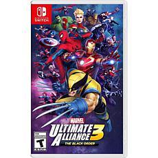 Marvel Ultimate Alliance 3: The Black Order for Nintendo Switch