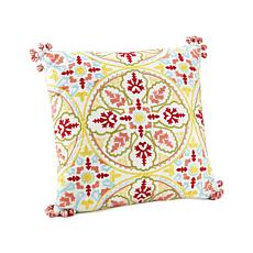 MaryJane's Home Garden View Decorative Pillow - 16x16
