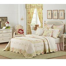 MaryJane's Home Prairie Bloom Bedspread - King